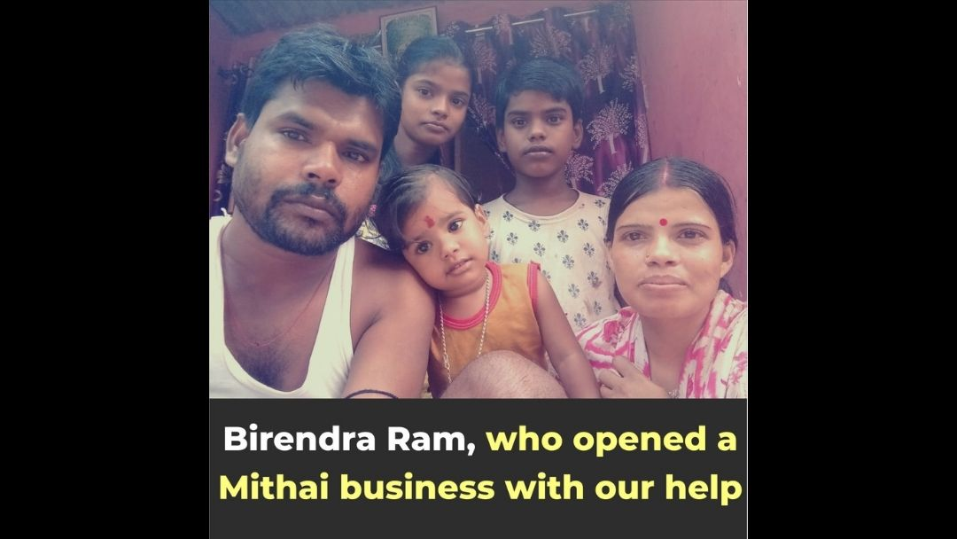 Victims overcome atrocity, thank Sewa Nyaya Utthan for reviving sweet bussiness