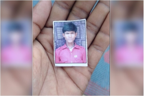 Support to marginalized poor family of murder victim