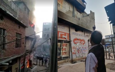 When We Helped A Delhi Riot Victim Who Had lost Even His Bank Details In Arson