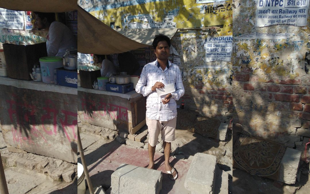Tea-seller Nearly Killed During Delhi Riots Finds Renewed Hope After Our Help