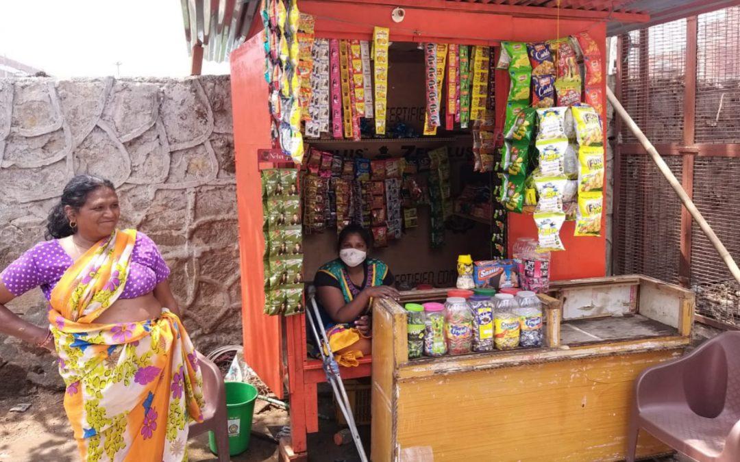 How We Helped 'Divyang' Durga Run Her Own Grocery Kiosk, 'Durga Kuteer'