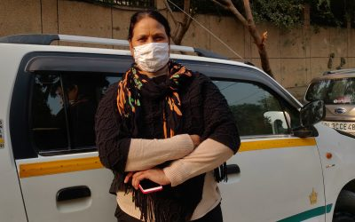 When We Helped A Woman Cab Driver Tide Over A Financial Crisis